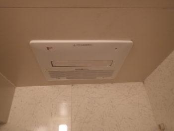 豊中市 浴室乾燥機交換