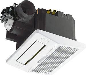 天井カセット型 1室換気 コンパクト BDV-3303AUKNS-BL